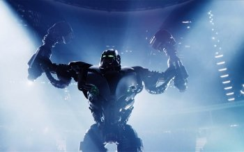 Movie - Real Steel Wallpapers and Backgrounds ID : 207684