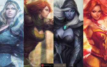 Video Game - DotA 2 Wallpapers and Backgrounds ID : 208896