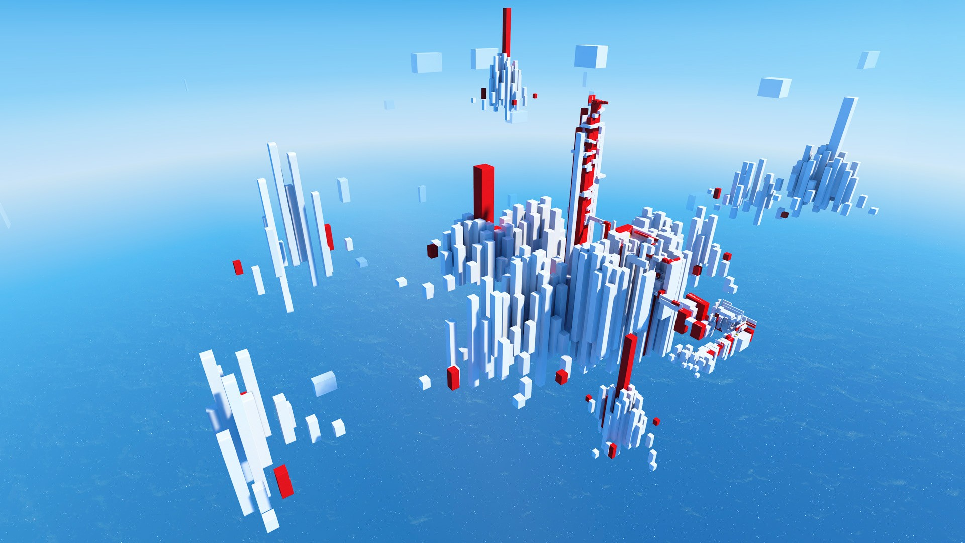 Video Game - Mirror's Edge  Wallpaper