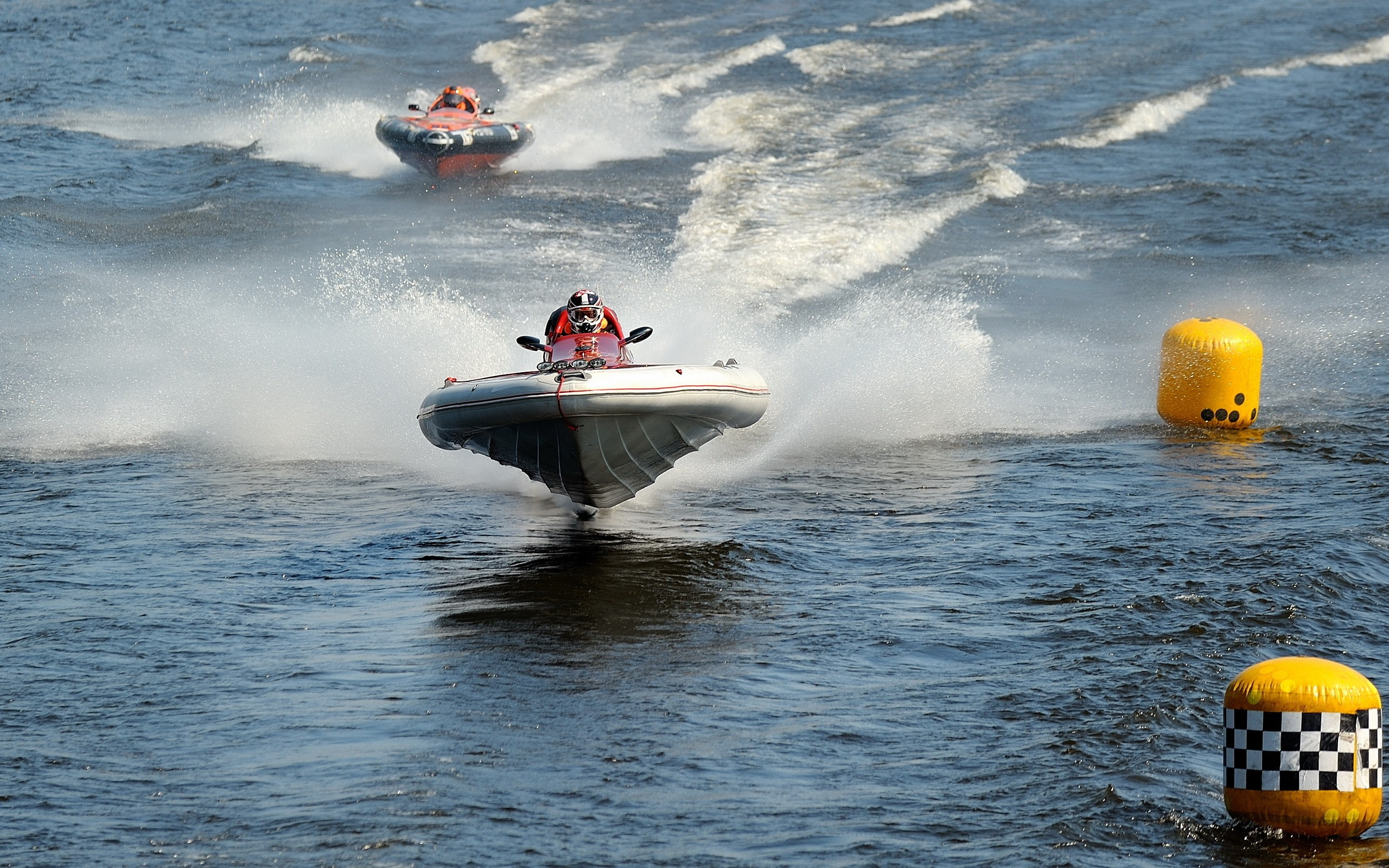 Boat Racing Computer W...