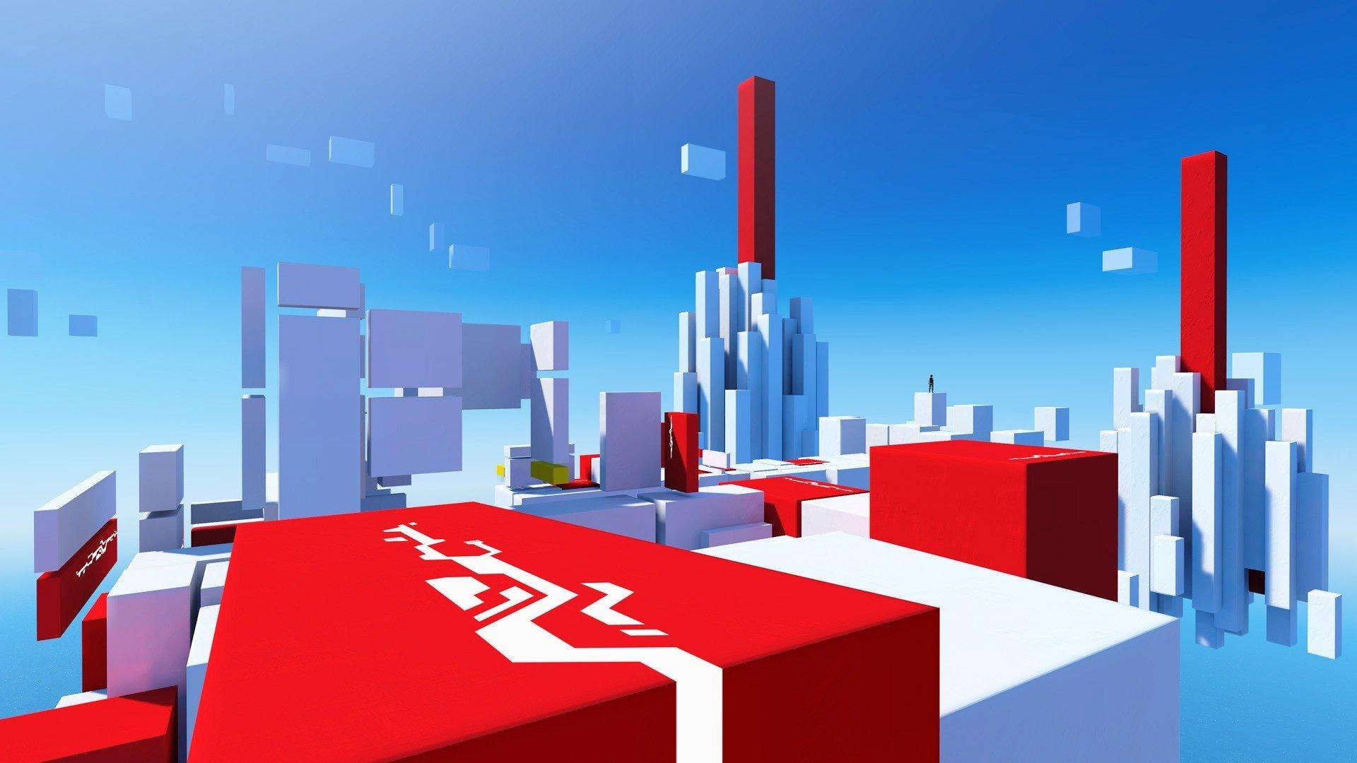 Video Game - Mirror's Edge  Wallpaper