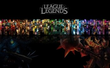 Video Game - League Of Legends Wallpapers and Backgrounds ID : 209604