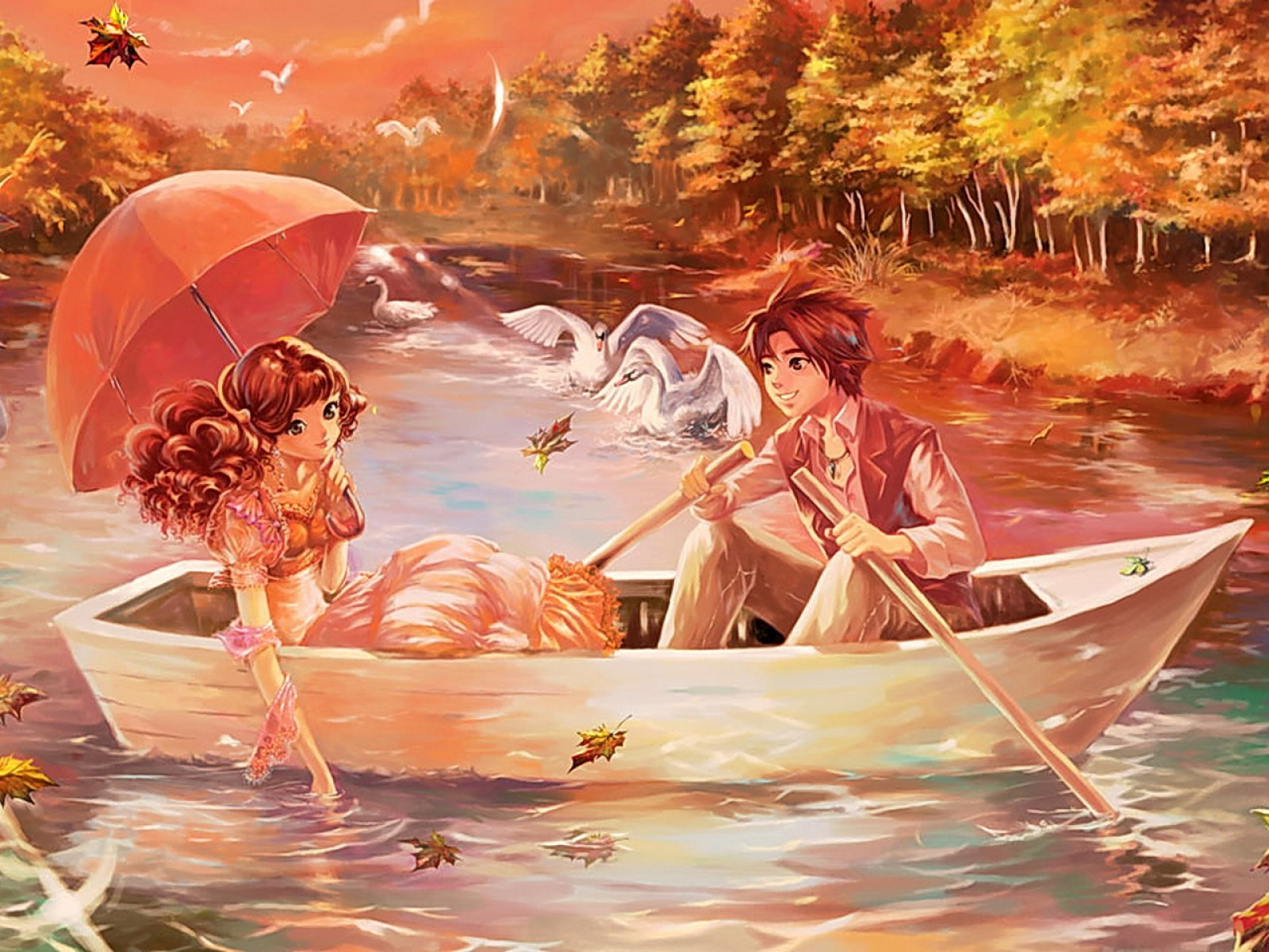 Anime - Unknown  Wallpaper