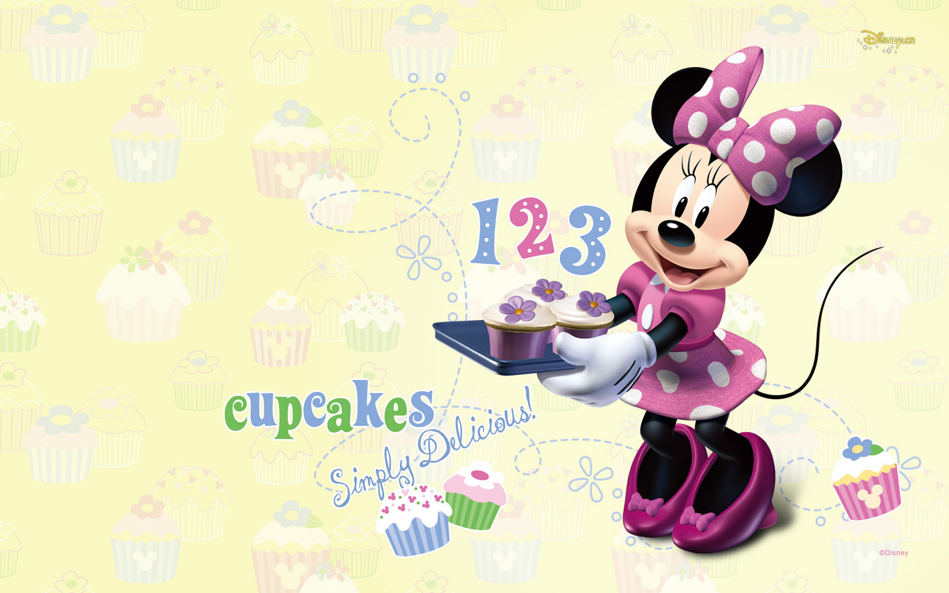 Minnie Mouse Wallpapers Wallpaper