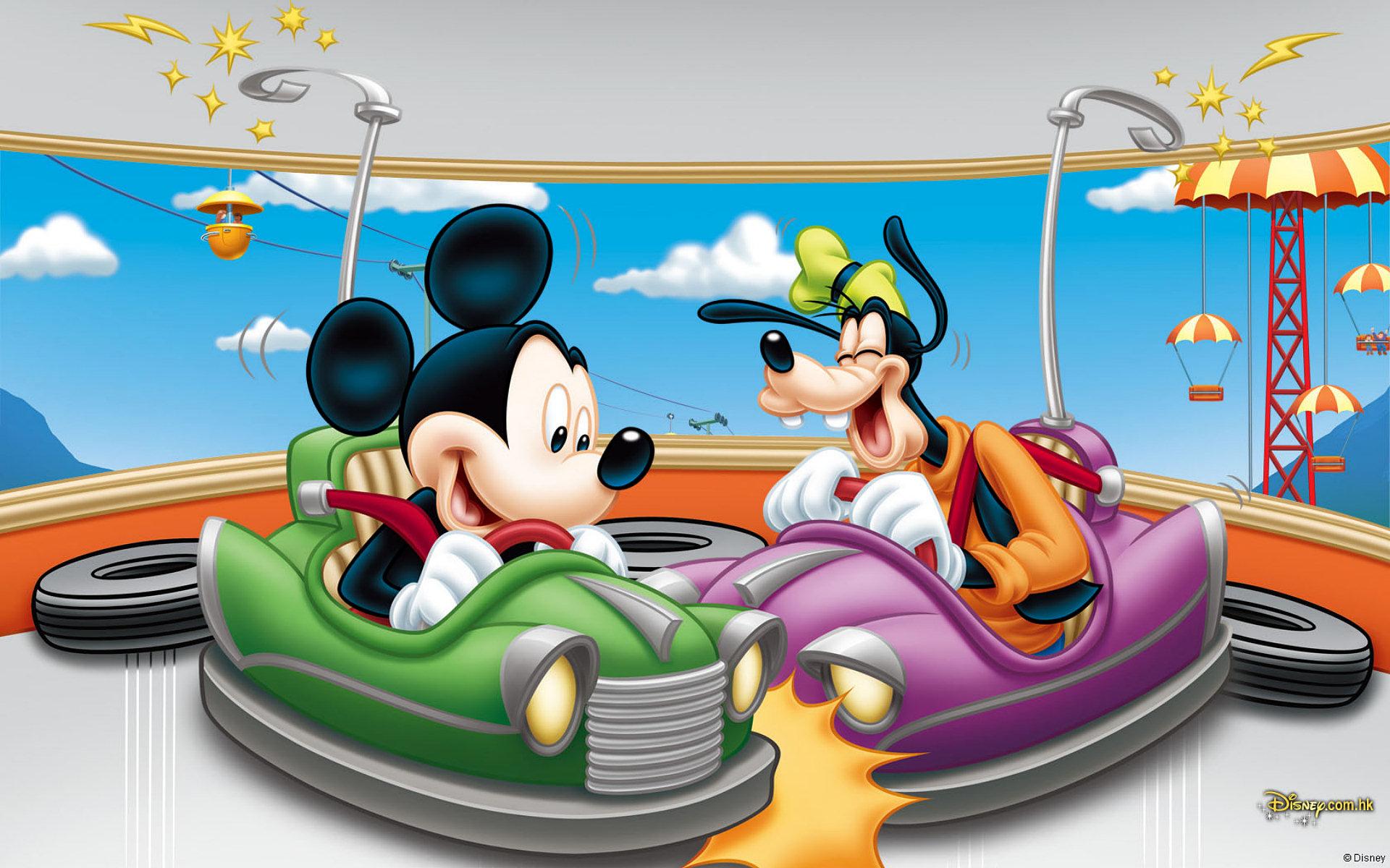 Mickey Goofy Fondo De Pantalla Hd Fondo De Escritorio