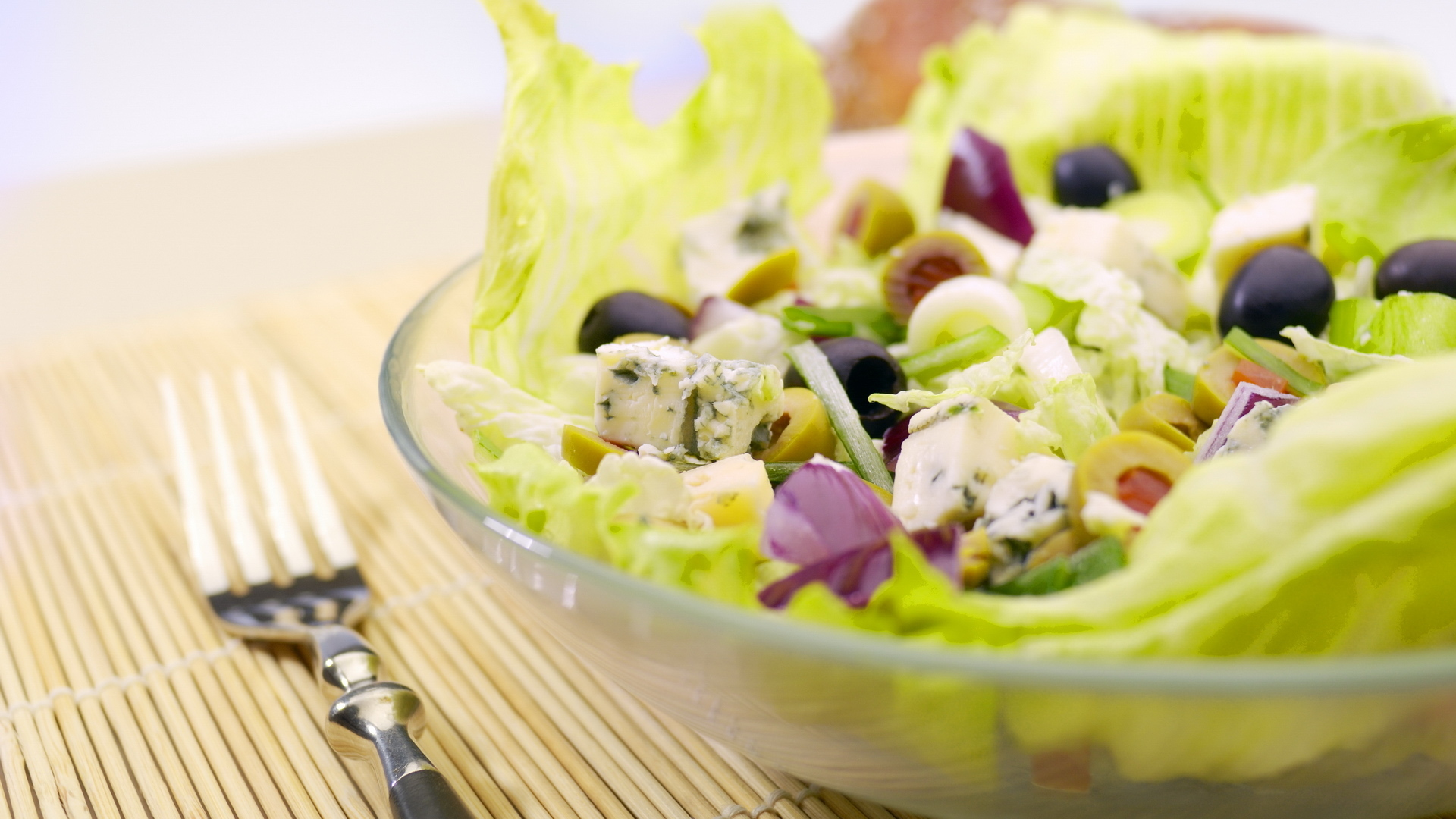 Salad Full HD Wallpaper And Background Image