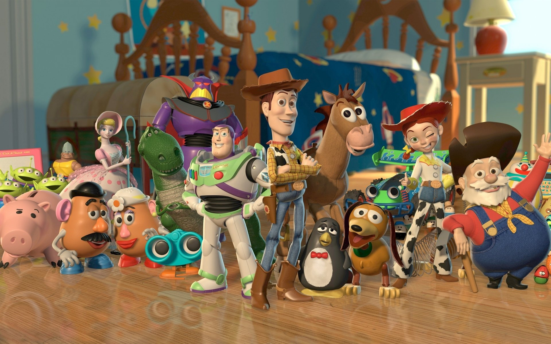 123 Toy Story Hd Wallpapers Background Images Wallpaper