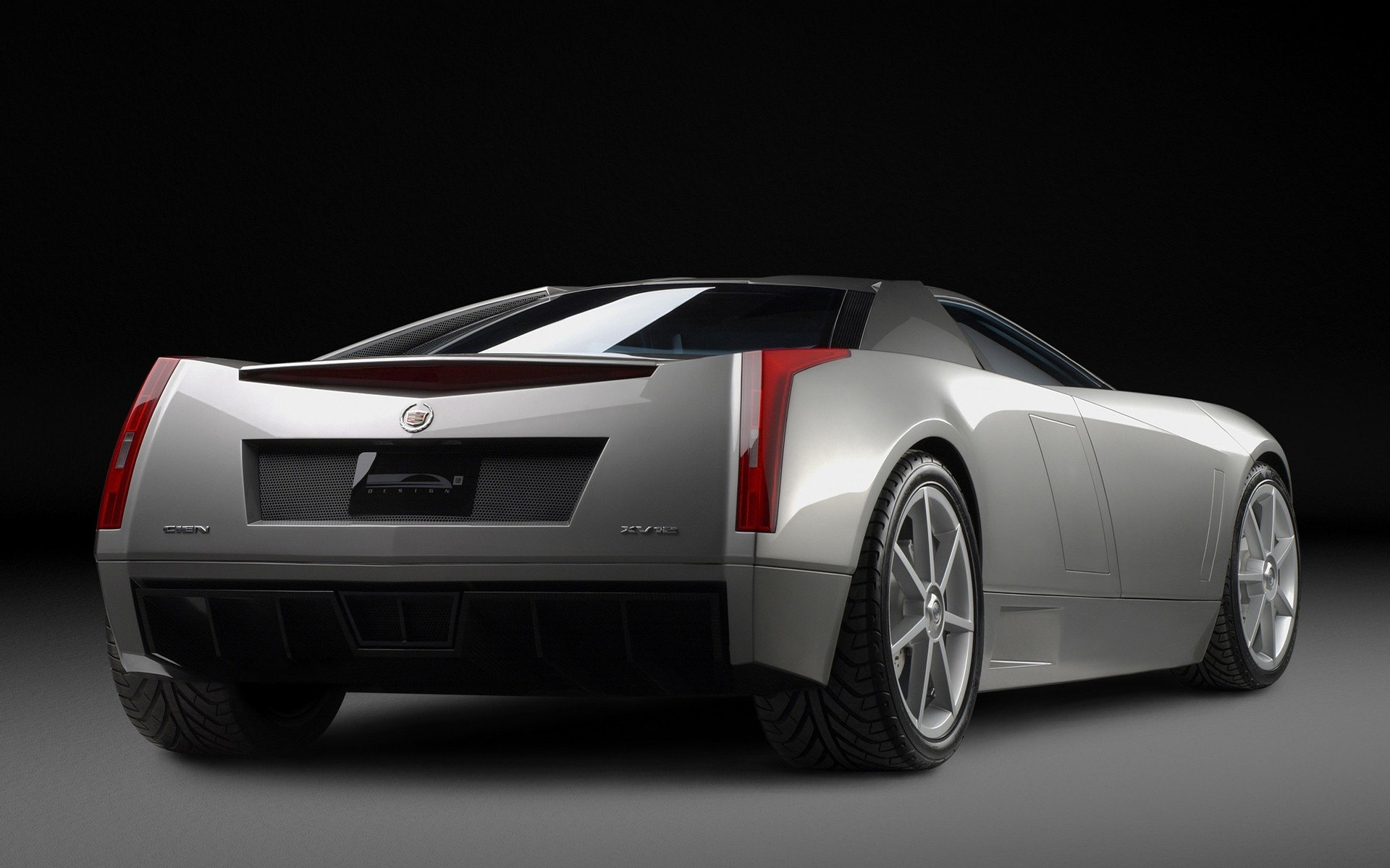 Vehicles - Cadillac  Cadillac Cien Wallpaper