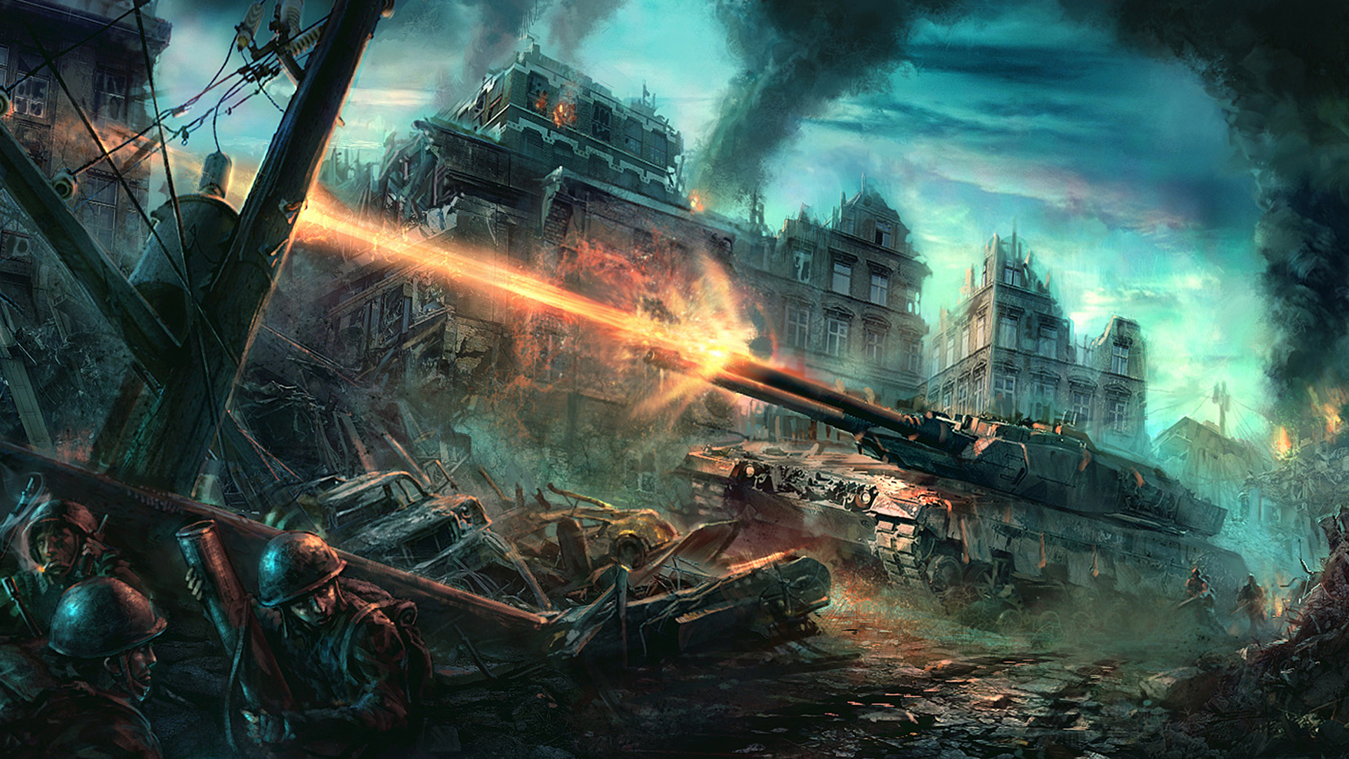 Обои Battlefield HD на рабочий стол. скачать ...: zetaprime.ru/igrovie-oboi/battlefield