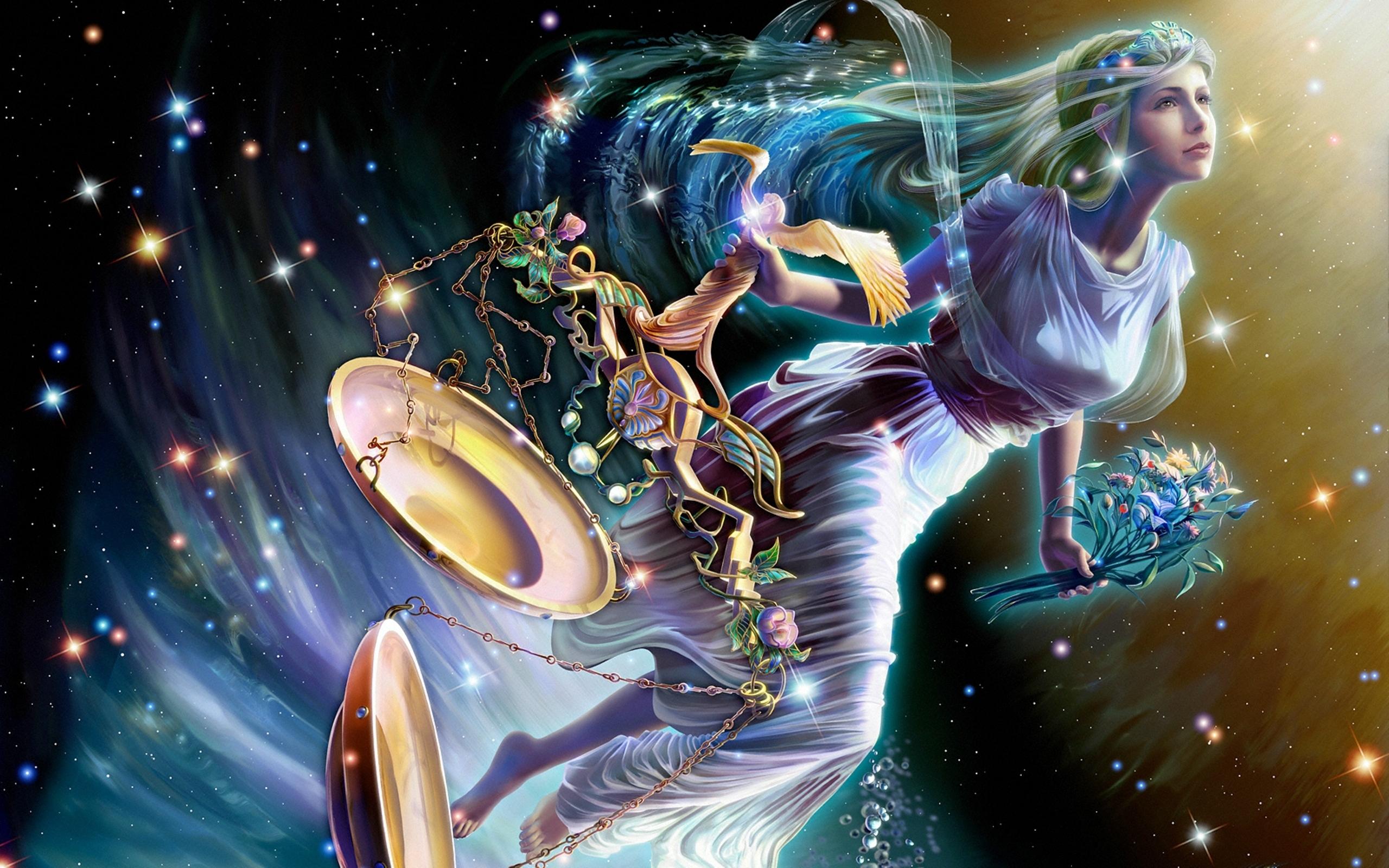 Fantasy - Women  Angel CGI Wallpaper