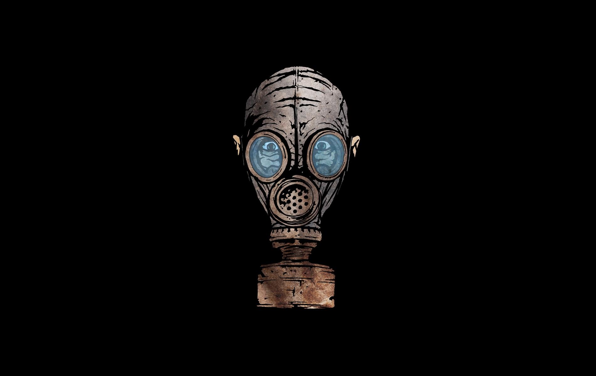gas mask fondos de - photo #5