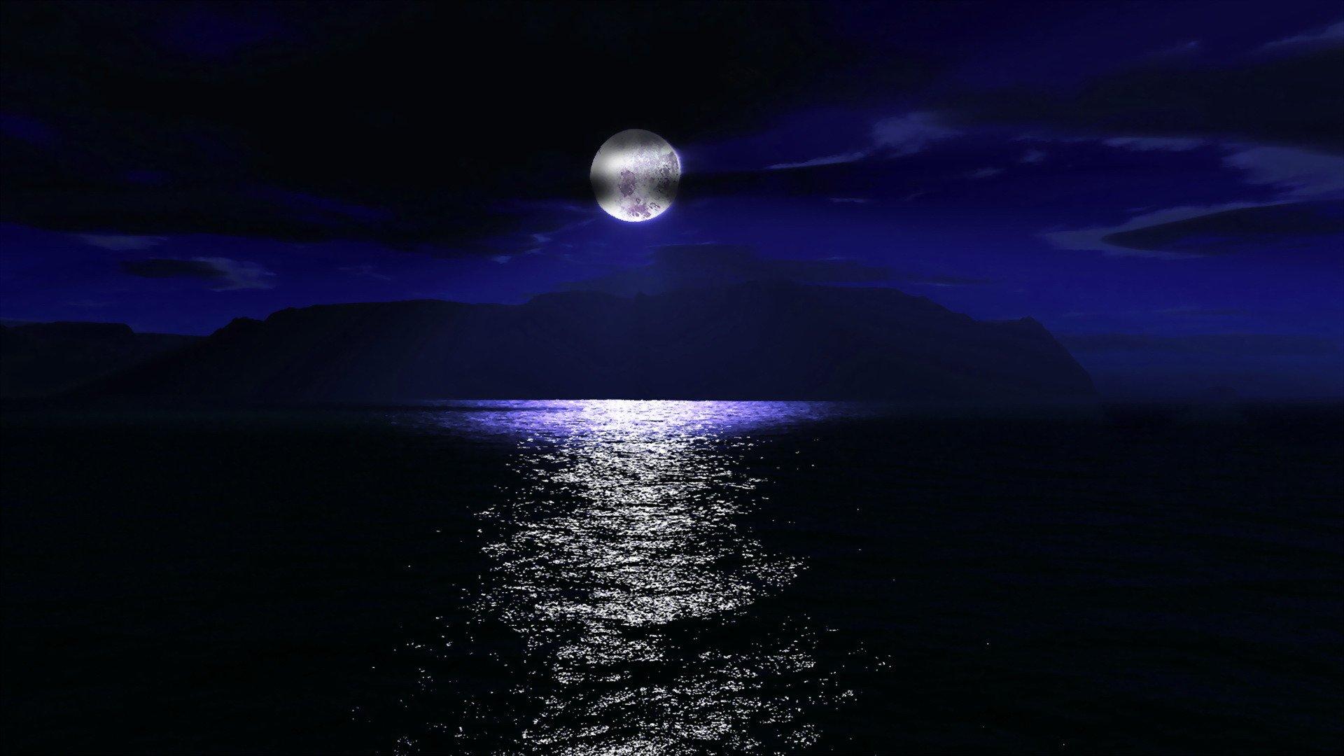 40 Moonlight HD Wallpapers