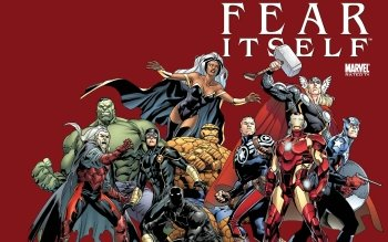 Comics - Fear Itself Wallpapers and Backgrounds ID : 211188