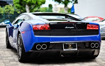 Vehicles - Lamborghini Wallpapers and Backgrounds ID : 211708