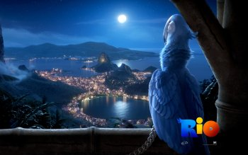 Movie - Rio Wallpapers and Backgrounds ID : 212138