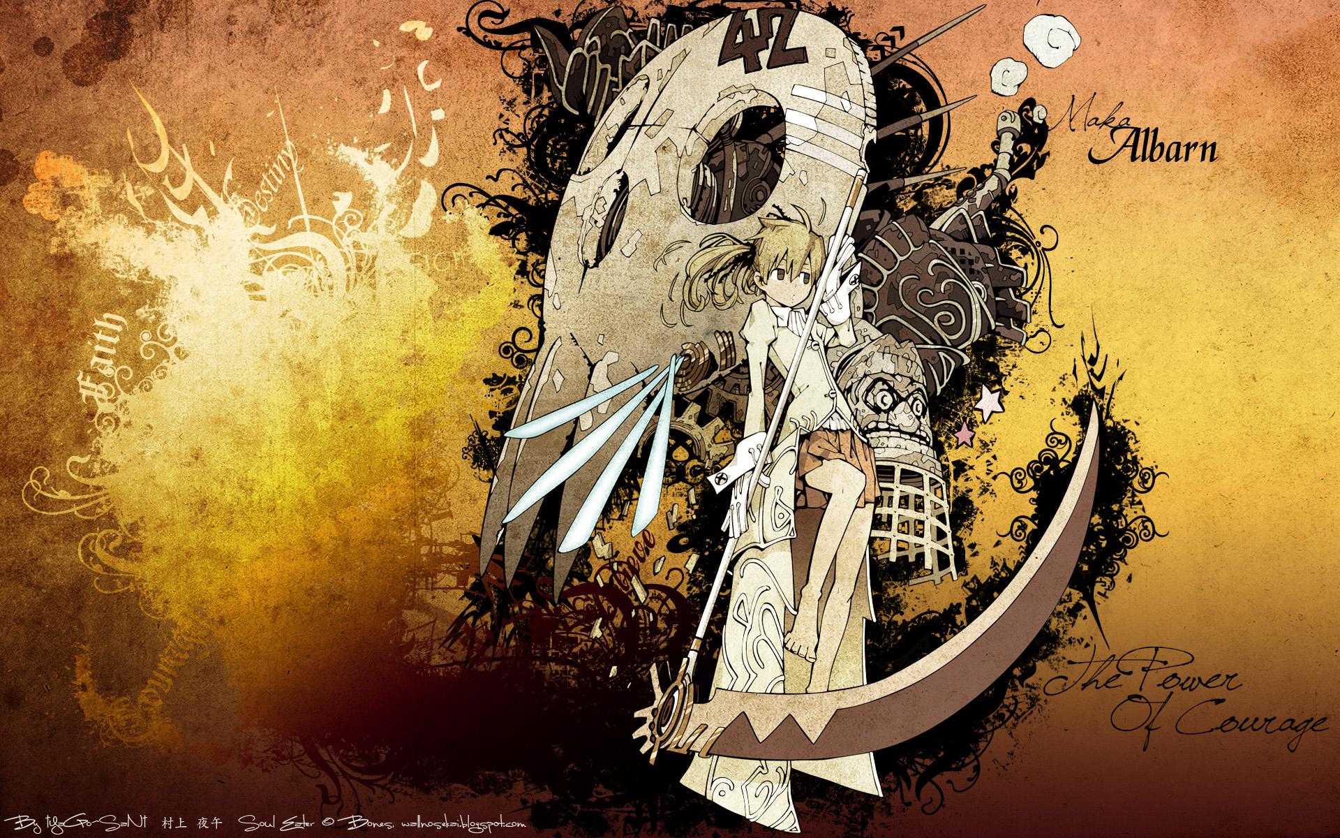 Soul Eater Full HD Sfondo and Sfondi | 1920x1200 | ID:213354