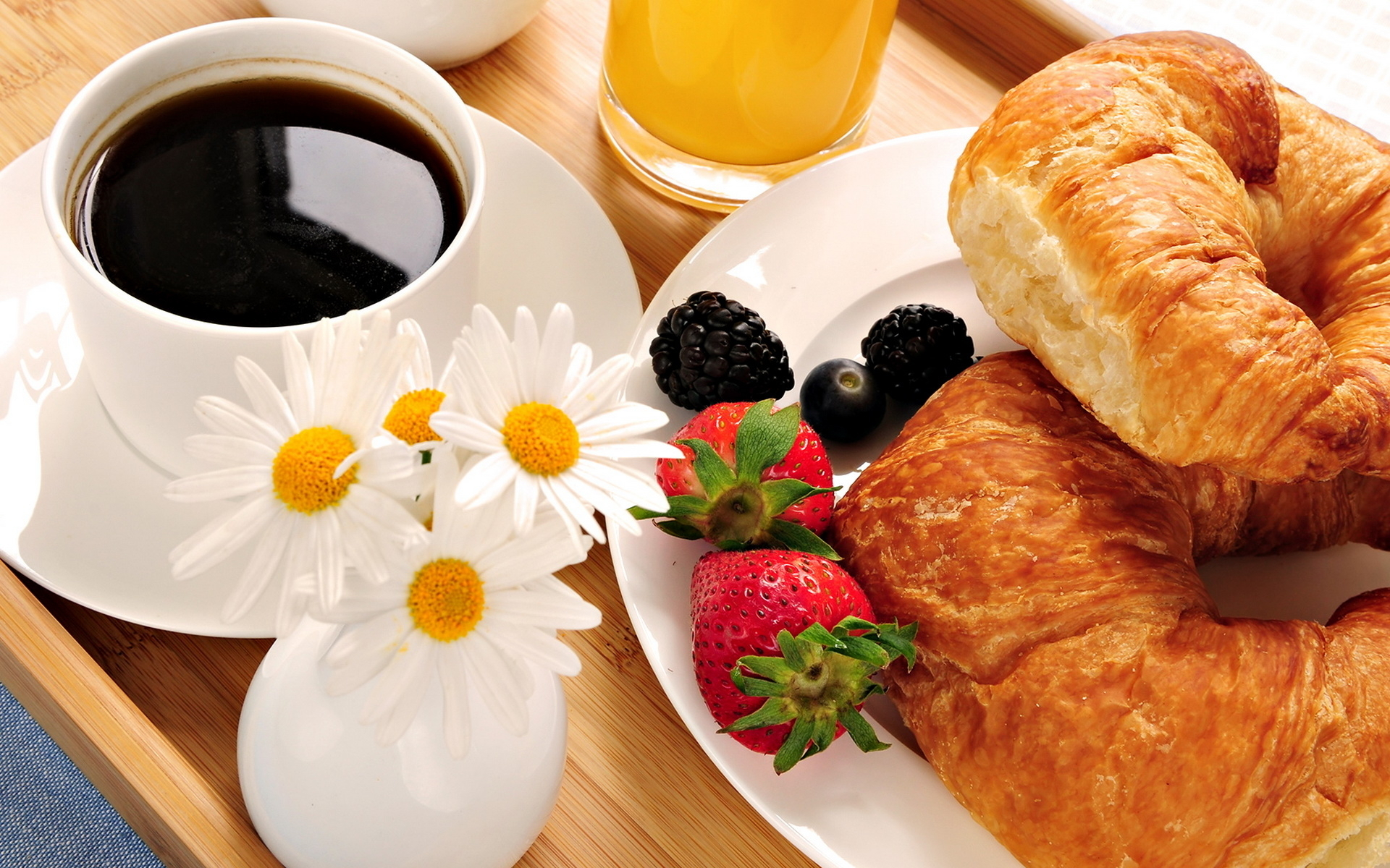 Food - Breakfast  Wallpaper