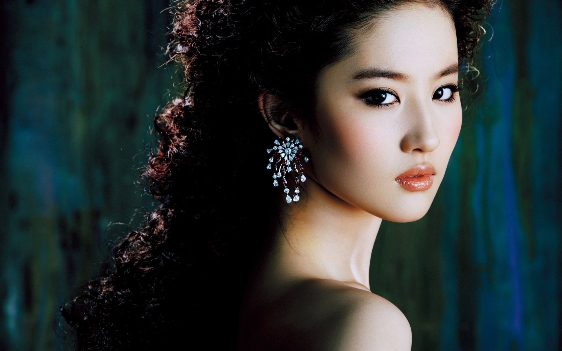 Women - Liu Yifei  Woman Pretty Cute Asian Oriental Wallpaper