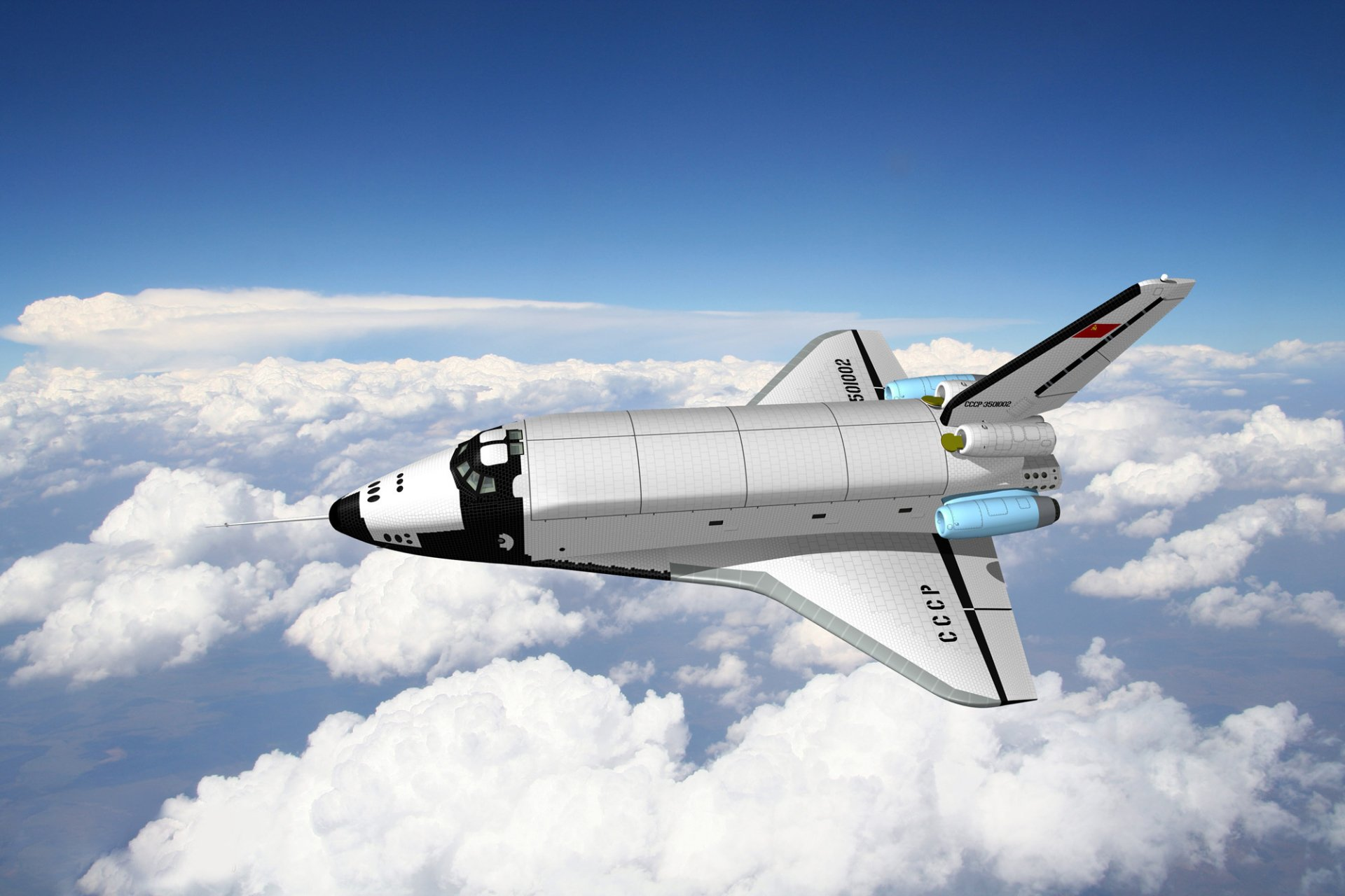 CGI - Aircraft  Wallpaper