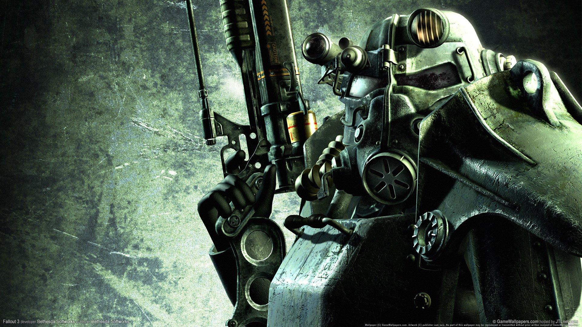 Video Game - Fallout  Wallpaper