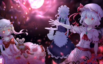 Anime - Touhou Wallpapers and Backgrounds ID : 213158