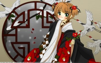 Аниме - Cardcaptor Sakura Wallpapers and Backgrounds ID : 213308