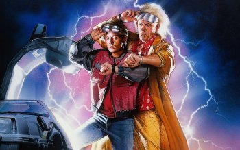 Movie - Back To The Future Wallpapers and Backgrounds ID : 213448