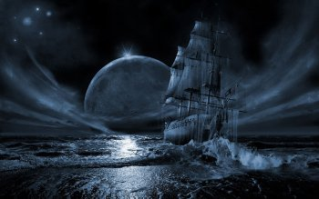 Fantasy - Ship Wallpapers and Backgrounds ID : 213874
