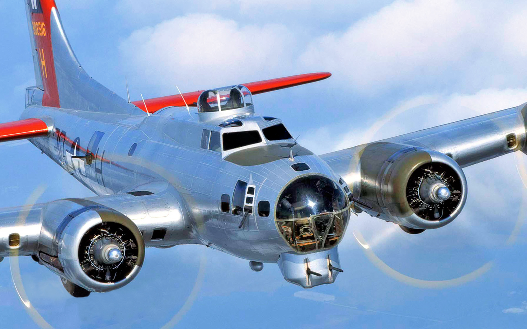 Boeing B17 Flying Fortress Wallpapers  Wallpaper Cave