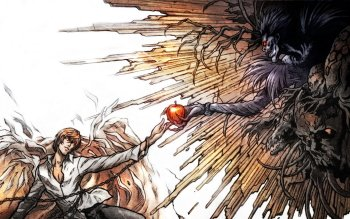 Anime - Death Note Wallpapers and Backgrounds ID : 214396