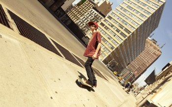 Sports - Skateboarding Wallpapers and Backgrounds ID : 214608