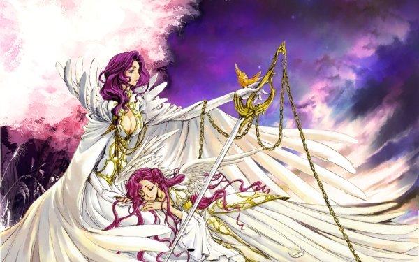 Anime Code geass Euphemia Li Britannia Cornelia Li Britannia HD Wallpaper | Background Image