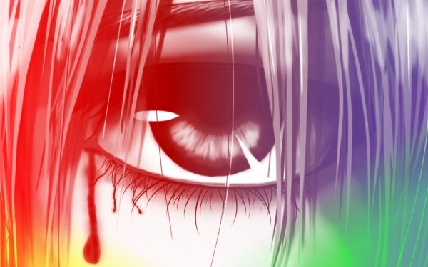 Anime Elfen Lied Colorful Bright Lucy HD Wallpaper | Hintergrund