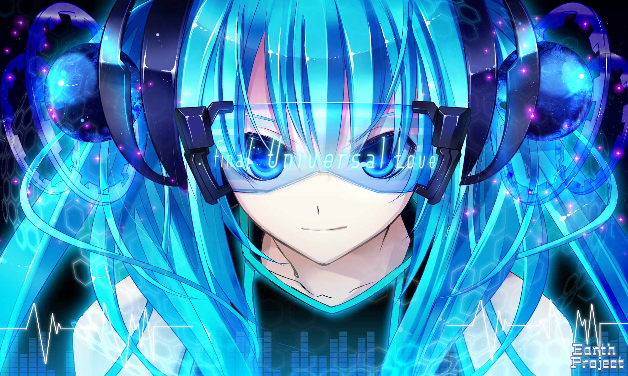 Vocaloid Hd Wallpapers Backgrounds Wallpaper Abyss
