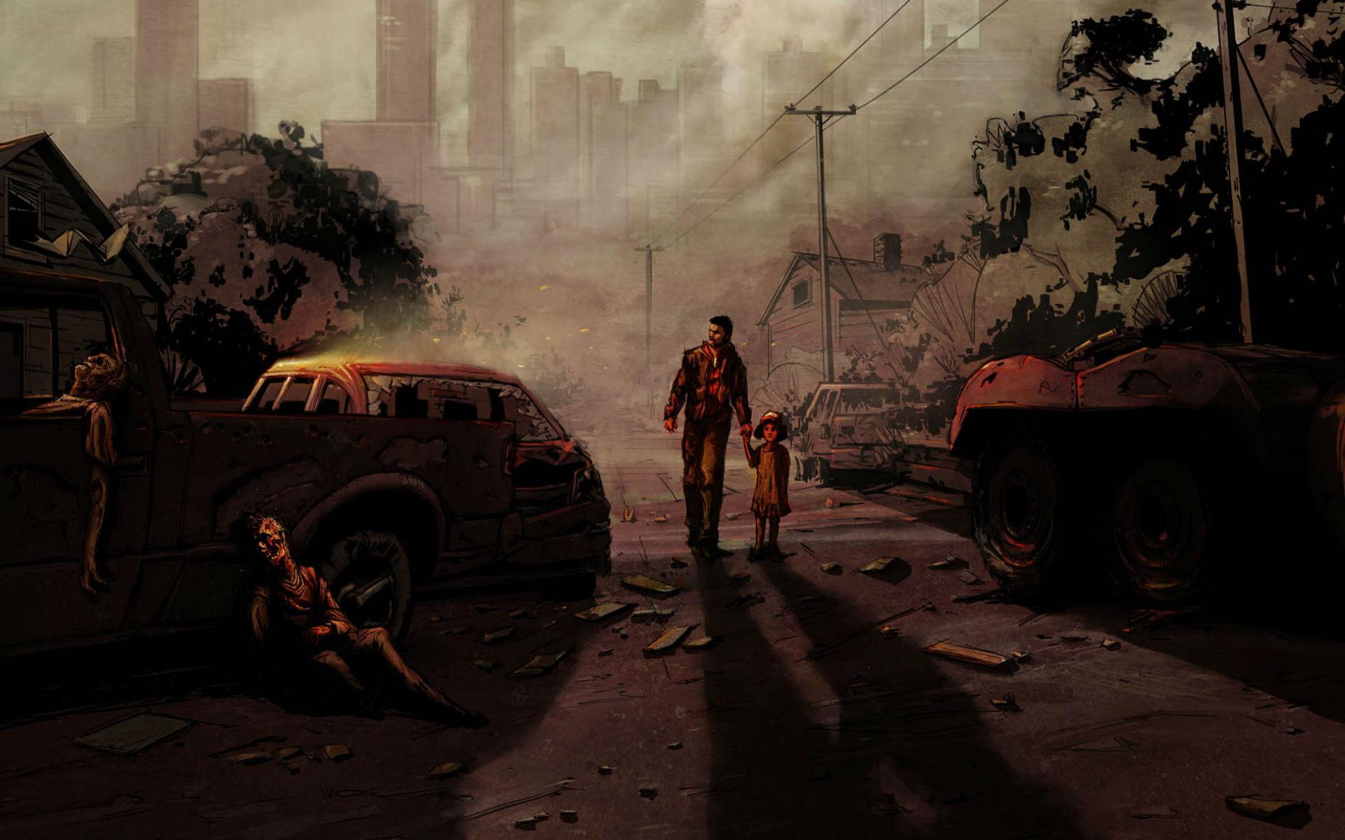 The Walking Dead Full Hd Fondo De Pantalla And Fondo De: The Walking Dead: Season 1 Full HD Fondo De Pantalla And