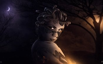 Fantasy - Medusa Wallpapers and Backgrounds ID : 215204