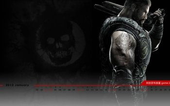 Video Game - Gears Of War Wallpapers and Backgrounds ID : 215596