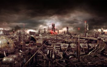 Sci Fi - City Wallpapers and Backgrounds ID : 215628