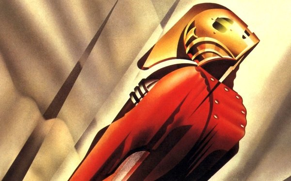 Comics - the rocketeer Wallpapers and Backgrounds