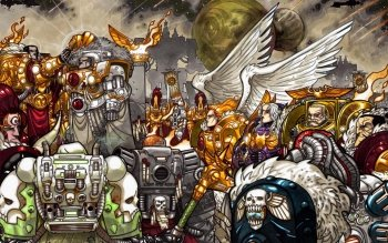 Videojuego - Warhammer Wallpapers and Backgrounds ID : 216416
