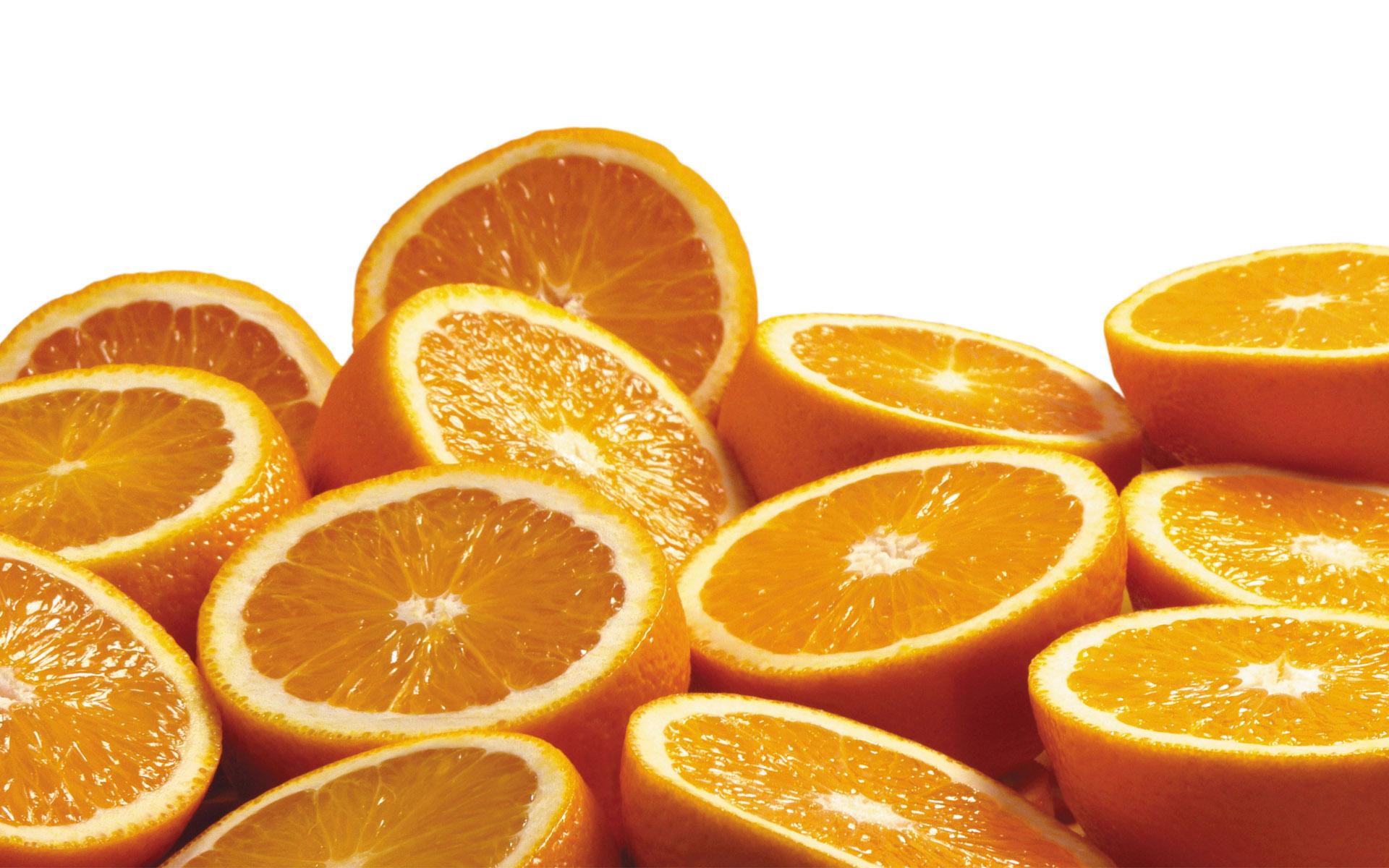 Food - Orange  Orange (fruit) Wallpaper