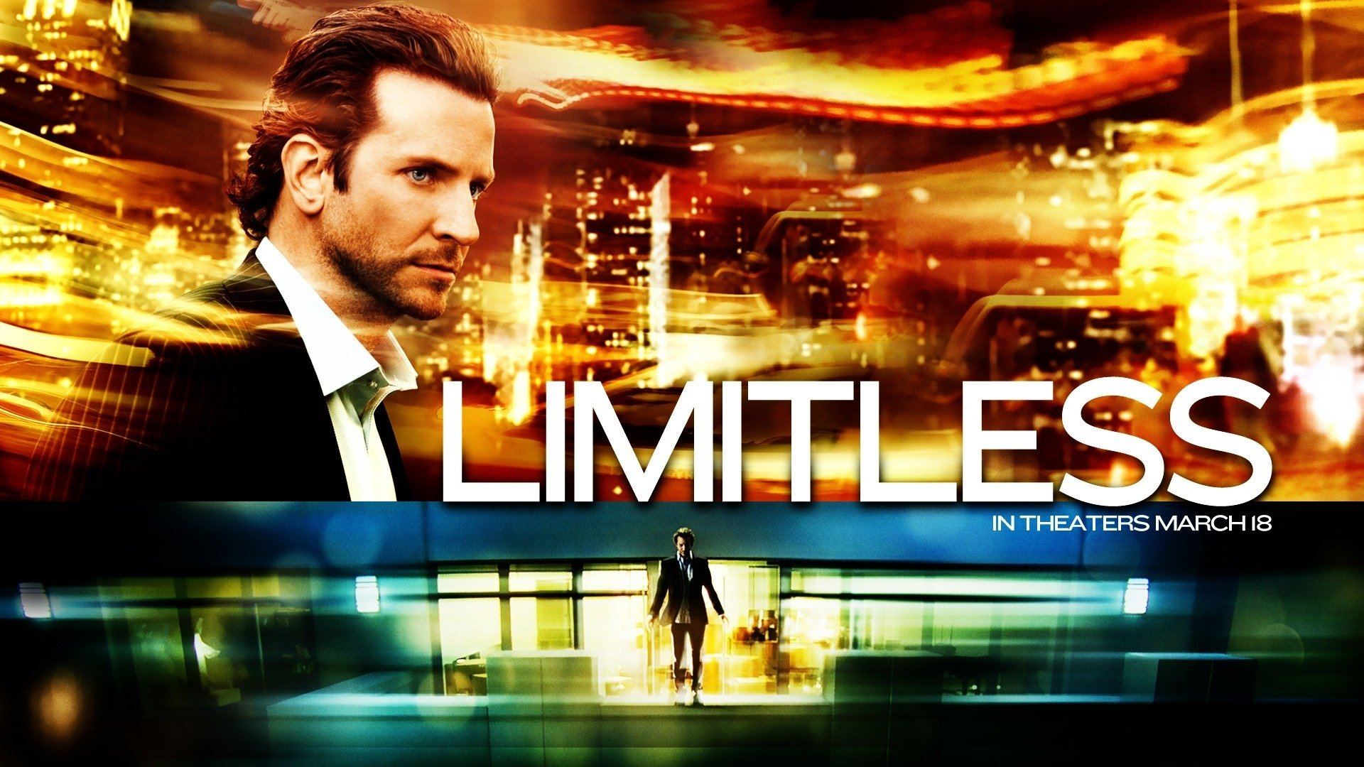 Film - Limitless  Sfondo