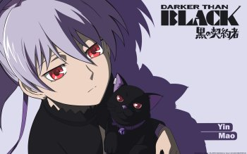 Anime - Darker Than Black Wallpapers and Backgrounds ID : 217008