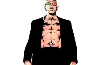 Комиксы - Transmetropolitan Wallpapers and Backgrounds ID : 2178