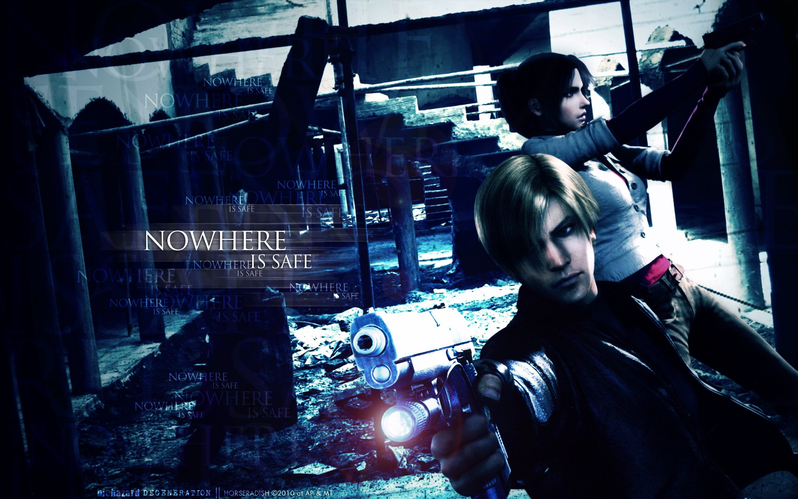 Video Game - Resident Evil Wallpaper