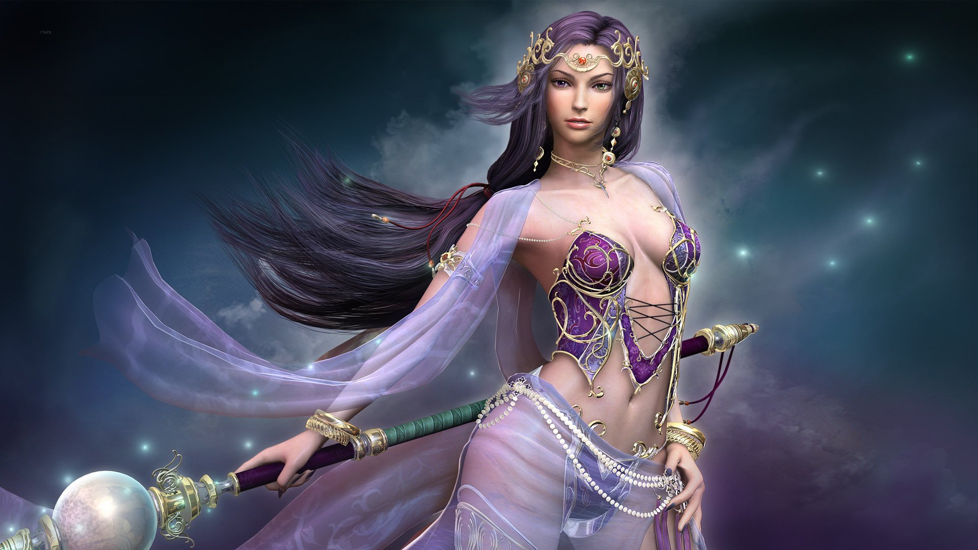 Fantasy - Women  Fantasy Woman Wallpaper