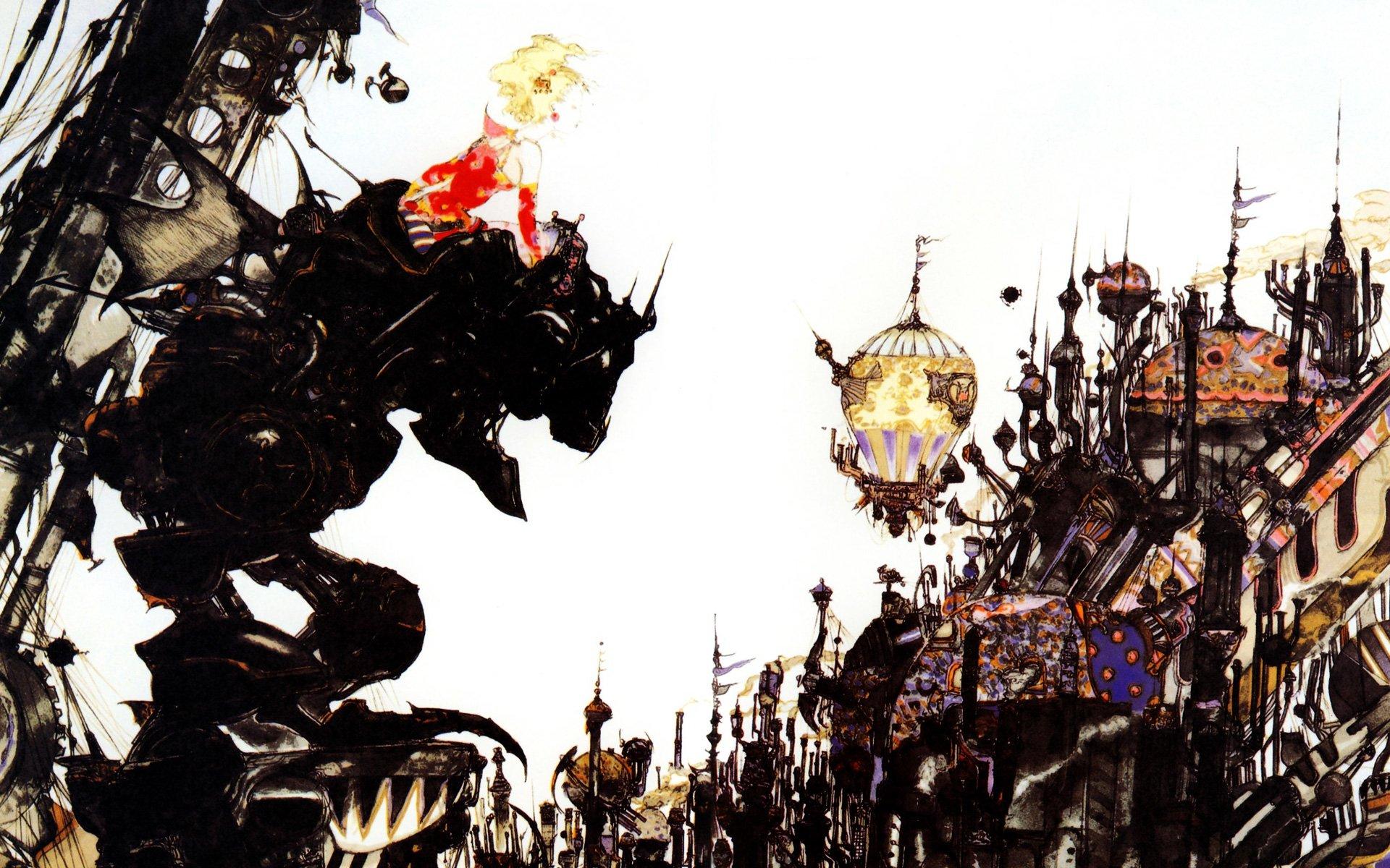 Video Game - Final Fantasy VI  Terra Branford Wallpaper