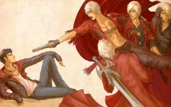 Computerspiel - Devil May Cry Wallpapers and Backgrounds ID : 218356