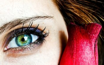 Women - Eye Wallpapers and Backgrounds ID : 218528