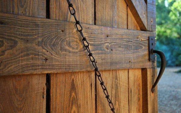 Man Made Door Wood HD Wallpaper | Background Image